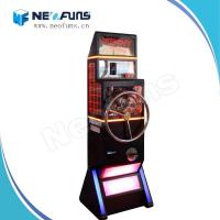 China 2015 Most Popular Souvenir Coin DIY Penny Press Machine NF-P43,Coin Press Machine On Sale,Amusement Park Machine on sale