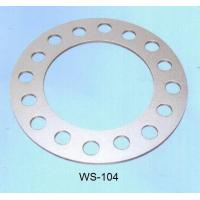 6mm Aluminium Alloy Wheel Hub Centric Spacers , Wheel Flanges For Tuner Alloy Wheels WS-104 for sale