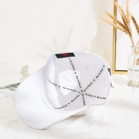 Wholesale Unisex Outdoor Six Panel Baseball Caps With Plastic Buckle from china suppliers
