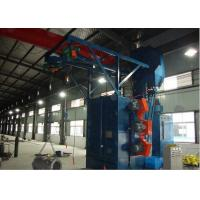Best Single / Double Hook Type Shot Blasting Machine With PLC Electrical Control wholesale