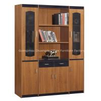 China Melamine frame door Wooden Filing Cabinet CD-2210 with Aluminum arms on sale