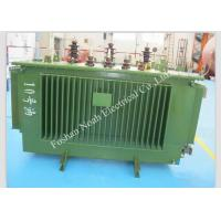 Wholesale Outdoor 10KV High Voltage Power Transformers 250 Kva , Oil Filled Transformers from china suppliers