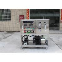 Wholesale 100LPH Brackish Water Treatment Plant High Pressure Reverse Osmosis System from china suppliers