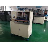 Two - Core Wire Cutting Machine / Automatic Wire Stripper Easy Operation