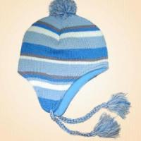 Wholesale Acrylic Knitted Cap with Fleece Lining from china suppliers