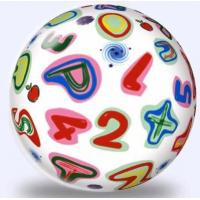 Wholesale Full Printed Letters Ball from china suppliers