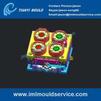 Wholesale iml product of 500g cover molds, iml plastics lid moulds, iml injection mould china from china suppliers
