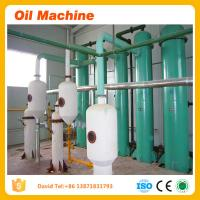Wholesale 200-600 t/d high performance cotton seeds oil refinery production line oil equipment price from china suppliers