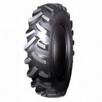 Wholesale Agricultural Tractor Tire with Directional Tread Pattern, Certified by DOT, ISO and CCC from china suppliers
