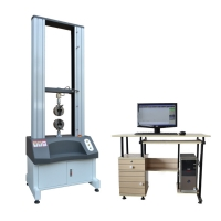 Wholesale Computer Servo Type Universal Testing Machine With Extensometer from china suppliers