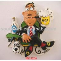 Wholesale india souvenir handicrafts,resin handicrafts,resin crafts,fridge magents souvenirs from china suppliers