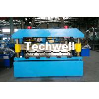 Wholesale Automatical Steel Roof Wall Panel Roll Forming Machine With 13 - 20 Forming Station from china suppliers