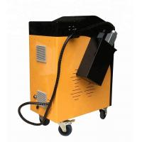 Buy cheap Overseas service provided handheld 120w fiber pulsed laser cleaning machine for from wholesalers