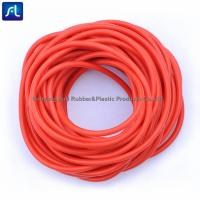 Wholesale Red Soft Thin Rubber Tubing Multi Arbor Good Electrical Properties from china suppliers