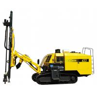 Wholesale 239Kw Crawler Mining Quarry Air Track Drill , 18m Drilling Rig from china suppliers