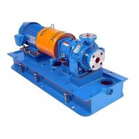 Best Brine Pump Non Clog Centrifugal Pump With Corrosion Resistance Material wholesale