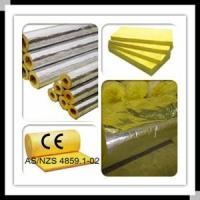 Wholesale Color glass wool heat insulation materials from china suppliers