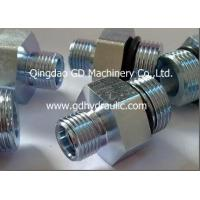 Wholesale Hydraulic fittings,hydraulic adapter,hydraulic adaptor from china suppliers