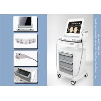 Medical Cosmetic Hifu Ultrasound Facelift Machine Hifu Beauty Machine ISO9001 for sale