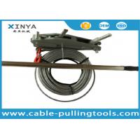 Wholesale 0.8T Tirfor Cable Puller , Manual Lever Winch With 20M Wire Rope from china suppliers