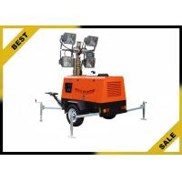 Wholesale 4 Pivot Legs Light Tower Generator Double Wall Sub - Fueltank , Construction Light Towers Tail Light Kit from china suppliers