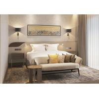 China Specialized Custom Made 5 Star Hotel Bedroom Furniture Provide Installation Service on sale
