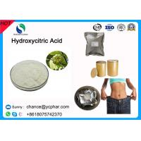 Wholesale 100% Natural Halal Garcinia Cambogia Extract Hydroxycitric Acid powder CAS 6205-14-7 from china suppliers