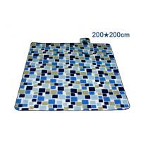 China 2 - 4 Men Use Foldable Picnic Mat 200*150CM For Camping / Travelling on sale