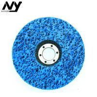 Wholesale 4 Inch Clean And Strip Disc , Paint Stripping Wheel For Wood Fiberglass Backing from china suppliers