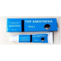 China Blue Eyes Anesthetic Numbing Cream For Microneedle Roller Dermaroller Micro Needle Skin Therapy on sale