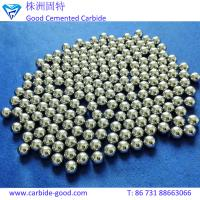 Wholesale Top quality polished tungsten carbide ball grinding ball for ball bearing and milling from china suppliers