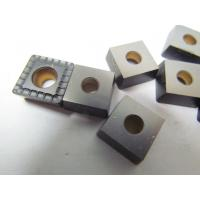 Wholesale TiN Coating Metal Lathe Carbide Inserts / Durable Custom Carbide Inserts from china suppliers
