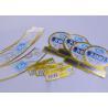 Printing custom adhesive special paper beer bottle packaging label suit for sale