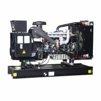 China Commercial Perkins Engine Generator Set 150 Kva Water - Cooled IP23 Protection Grade on sale