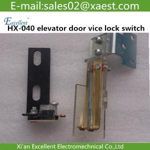 Wholesale Type HX-040 elevator vice door lock switch/elevator door switch from china suppliers
