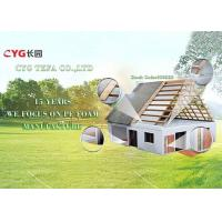 Double Side Reflective Insulation Foam 432N Edge Tearing Resistance Easy To Install