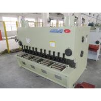 Wholesale Q235 Or Q345 Mild Steel Hydraulic Sheet Metal Shear / Metal Shearing Machine from china suppliers