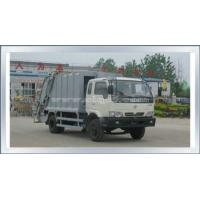 Dongfeng Dajingang Press Garbage Truck