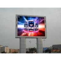 DIP236 Outdoor Full Color LED Display Billboard , High Definition P6 LED Screen