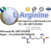 Wholesale L-Arginine Promote Wound Healing Nonessential Amino Acid CAS 74-79-3 from china suppliers