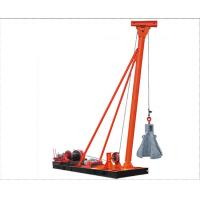 China Punching Hammer Pile Driver Machine for Pile Foundation Construction on sale