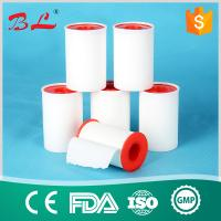 Wholesale Zinc oxide plaster with red core and white cover/Fabric plaster from china suppliers
