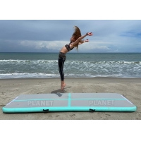 Wholesale 20cm Thickness 3m 6m 8m 10m Inflatable Air Track Gymnastics Tumbling from china suppliers