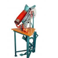 China Penumatic Semi-Automatic Mesh Bag Clipping Machine on sale