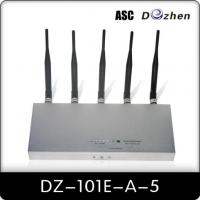 Wholesale GSM /CDMA /PCS /DCS /3G Signal Jammer (DZ101E-A-5) from china suppliers