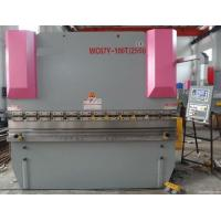 Best Precision Steel  Hydraulic Shearing Machine Easy Operation Pipe Bending Machines wholesale