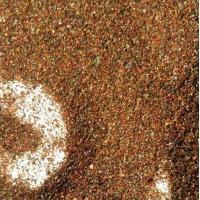 Wholesale Sub Conchoidal Abrasives Garnet Sand For Water Jet Cutting Project Size 36 Mesh from china suppliers