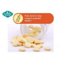 China Folic Acid ( Vitamin B9 ) 400mcg Tablets for Prenatal Support and Birth Defects on sale