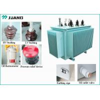 Wholesale three phase Oil Immersed Power Transformer 10KV grade 380v 80KVA from china suppliers