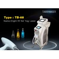 Best Elight+IPL+ND YAG Laser Elight Hair Remove Face Lift Tattoo Removal Equipment wholesale